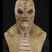 Viper the Reptile - Reptile Snake Costume Mask