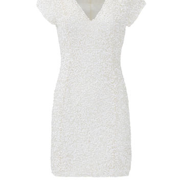 Parker White Serena Dress