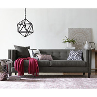 Braylei Track Arm Sofa Collection | macys.com