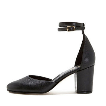 Vegan Leather Betty Heel