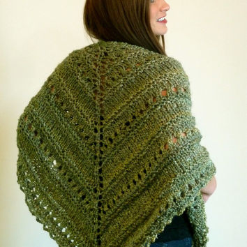 Triangular Prayer Shawl Knit Pattern Free Pattern For Triangular