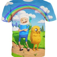Adventure Time Pals T-Shirt