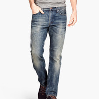 Straight Regular Jeans - from H&M