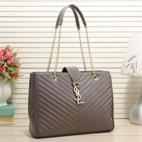 YSL Yves Saint laurent New Women Fashion Leather Chain Satchel Shoulder Bag Handbag