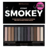 Iconic Smokey Palette