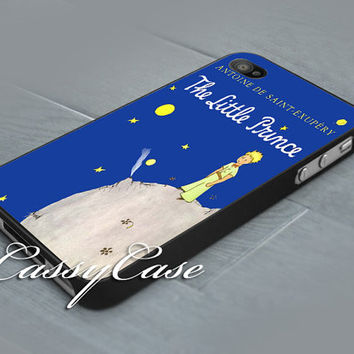 The little prince - Print on hardplastic for iPhone 4/4s and 5 case, Samsung Galaxy S3/S4 case