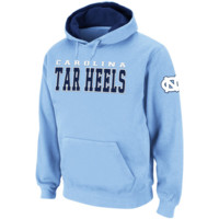 North Carolina Tar Heels :UNC: Pullover Hoodie Sweatshirt - Carolina Blue