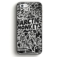 Arctic Monkeys Black And White iPhone 5|5S Case | Aneend