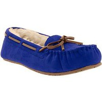 Women's Sueded Moccasins | Old Navy