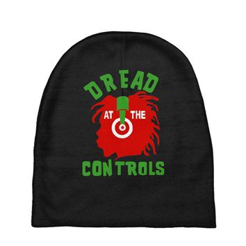 dread at the controls Baby Beanies