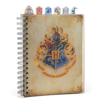 Harry Potter Hogwarts Vinyl Notepad - Exclusive