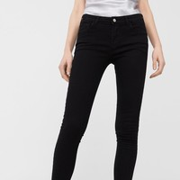 Kim skinny push-up jeans - Women | MANGO USA
