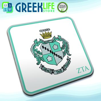 Zeta Tau Alpha Coasters (set of four)