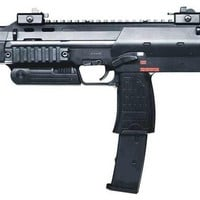 H&K MP7 Elite Airsoft Submachine Gun - 0.240 Caliber