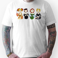 Ladies of Clue Unisex T-Shirt