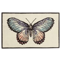 The Emily + Meritt Butterfly Rug