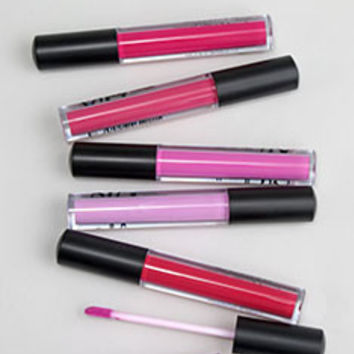 Madly Matte Liquid Lipstick- Pinks
