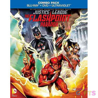 JUSTICE LEAGUE:FLASHPOINT PARADOX