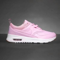 Nike Air Max 90 Trending Women Men Casual All Leather Small Ar Cushion Sport Running Shoe Sneakers Pink I-CQ-YDX