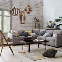 Henry 3-Piece L-Shaped Sectional