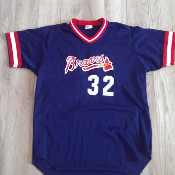 Vintage Atlanta Braves shirt by Wilson - size XL Made in USA