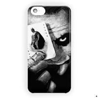 Joker Black White Dc Collectibles For iPhone 5 / 5S / 5C Case