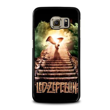 LED ZEPPELIN STAIRWAY TO HEAVEN Samsung Galaxy S6 Case Cover