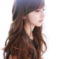 Cool2day Fashion Girls' Long Curly Hair Party Full Wig (Model: Jf010197) (Light Brown)