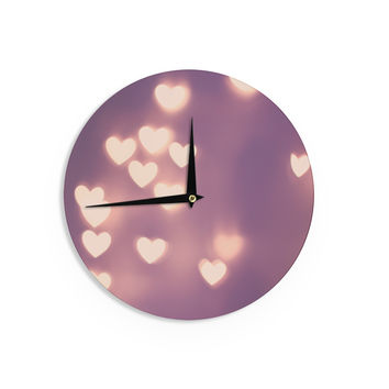 "Beth Engel ""Your Love is Electrifying"" Wall Clock"