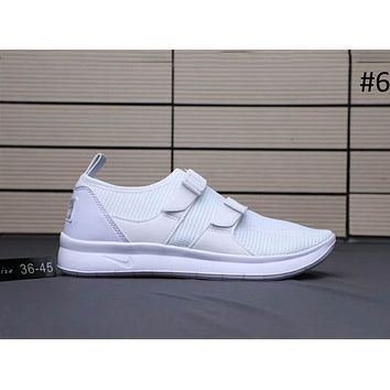 NIKE AIR SOCKRACER FLYKNIT Woven Running Casual Sneakers F-A0-HXYDXPF #6