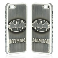 Batman iPhone 5 Metal Protective Case