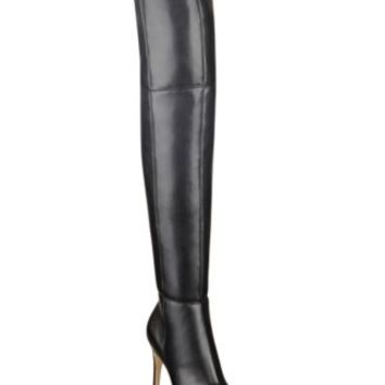GUESS Women's Zonian Over The Knee Boots - Women's Brands - Women - Macy's