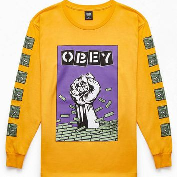 OBEY Bust Out Long Sleeve T-Shirt | PacSun