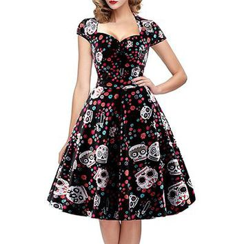 Rockabilly Pin Up Dress 50% OFF!