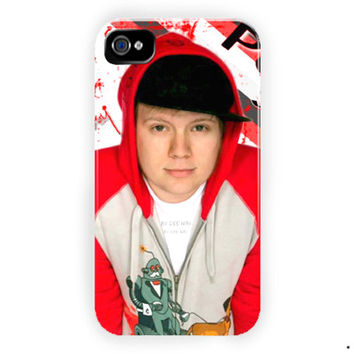 Patrick Stump Fall Out Boy Fob Band For iPhone 4 / 4S Case