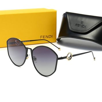 0335 FENDI Fashion Popular Summer Sun Shades Eyeglasses Glasses Sunglasses