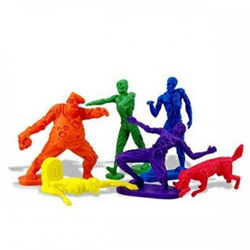 Zombie Erasers Set (pack of 12)