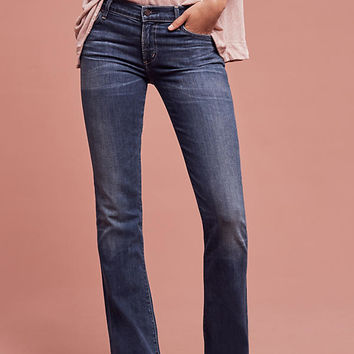 Citizens of Humanity Emannuelle Low-Rise Flare Jeans
