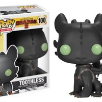 Funko POP! Movies: How To Train Your Dragon 2 - Toothless
