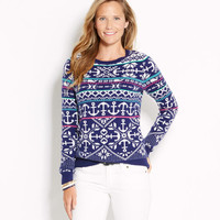Anchor Fairisle Sweater