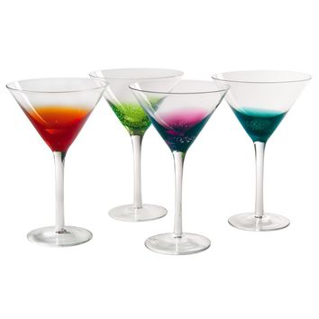 Brumback Martini Glass