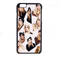 Cara Delevingne Cute Girly Hot FOR IPHONE 6 CASE *NP*