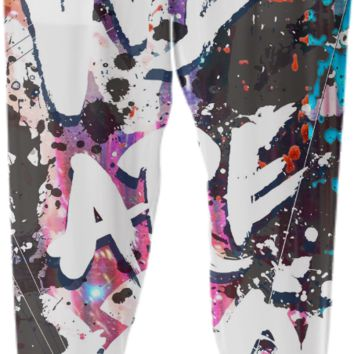 Hero Sessions I - Drawstring pant created by HappyMelvin | Print All Over Me