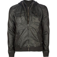 Chor Creepster Mens Jacket Black  In Sizes