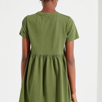 UO Alexa Babydoll T-Shirt Dress | Urban Outfitters