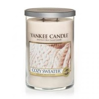 Cozy Sweater™ Scented Candle : Large Tumbler (2-wick) : Yankee Candle