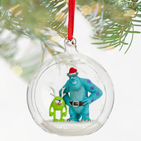 Disney Mike and Sulley Sketchbook Ornament | Disney Store