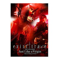 exist trace/Live DVD ''Just Like a Virgin - Shibuya O-WEST -'' [dvd exist trace just like a] - 5,800JPY : JAPAN Discoveries, Buy New & Vintage Japanese products online! Jrock, Visual kei, CDs, Guitars & more!