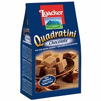 Loacker Quadratini Chocolate 8.8 oz
