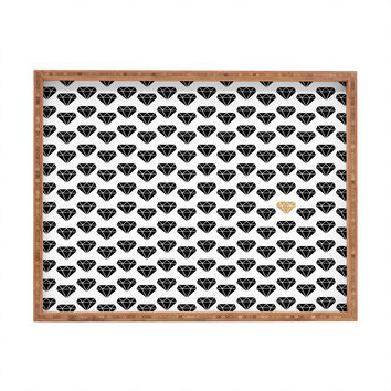 Allyson Johnson Shine Brighter Rectangular Tray